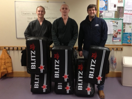 Temple Martial Arts - Wado Ryu Karate in St  Neots - News